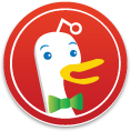DuckDuckGo Reddit Sticker